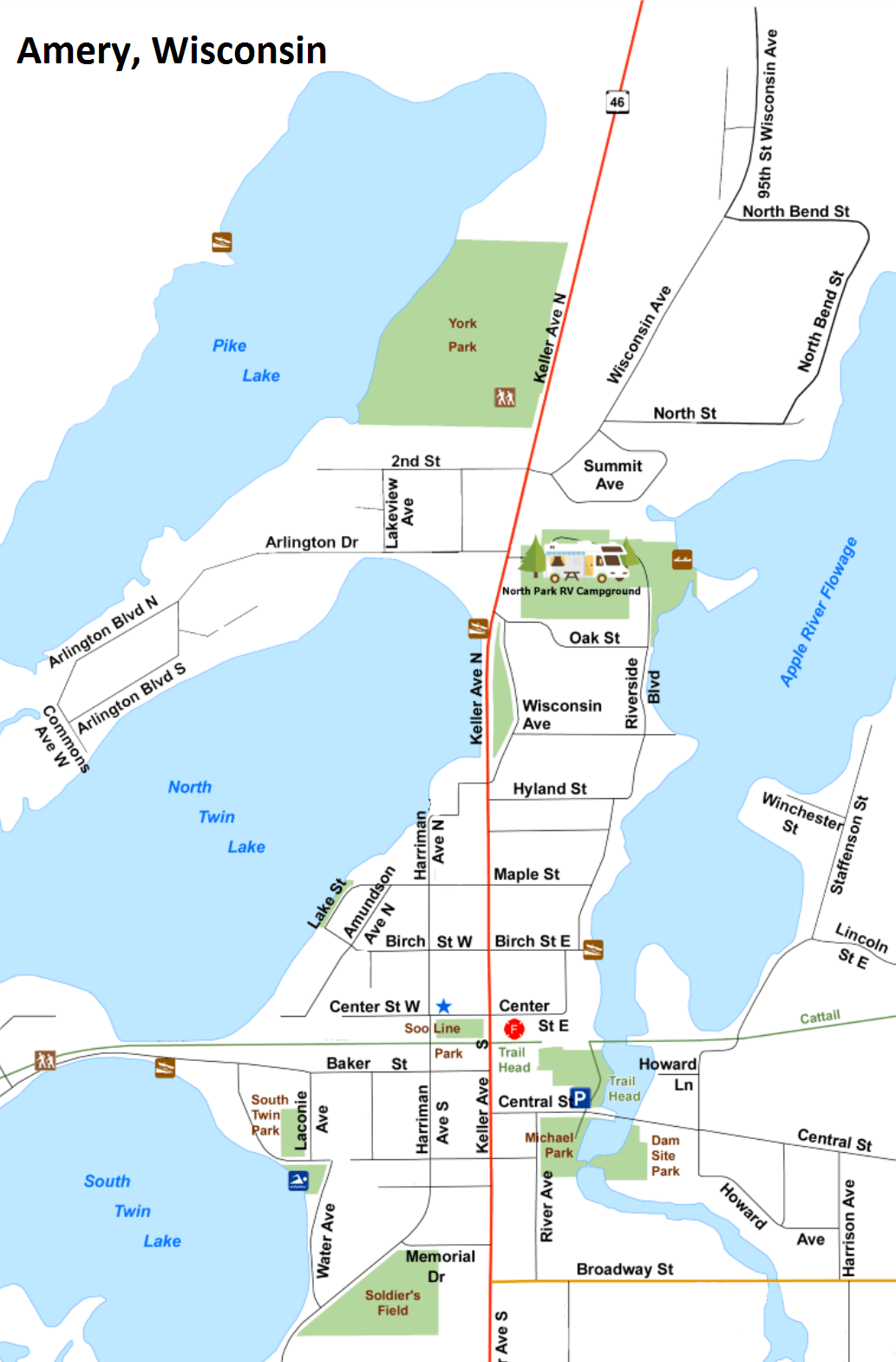 Cropped Map