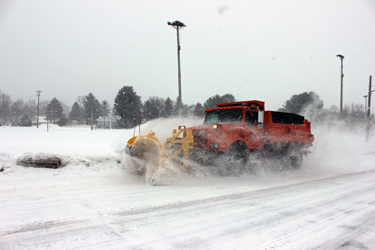 City of Amery Snow Plow
